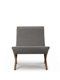 Carl Hansen & Søn - MG501 Cuba Outdoor Chair - outdoor