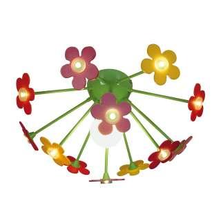 home24 Deckenleuchte Flower