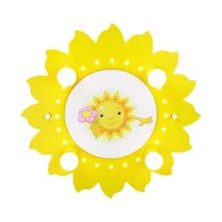 home24 Deckenleuchte Motiv Sonne mit Blume 4/20
