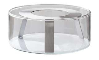 Glasstövchen  KON ¦ transparent/klar ¦ Glas  ¦ Maße (cm): H: 6,1 Kaffee & Tee > Stövchen - Höffner
