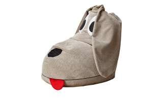 Sitzsack  Dog ¦ beige ¦ Maße (cm): B: 93 H: 60 T: 85 Polstermöbel > Hocker > Sitzsäcke - Höffner