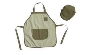 FLEXA Verkäuferkleidung   The Shop ¦ grün ¦ Stoff (100% Baumwolle) Baby > Spielen > Lernspielzeug - Höffner