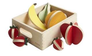 FLEXA Obst  The Shop ¦ mehrfarbig ¦ Birke massiv , Oberfläche lackiert mit umweltfreundlichen wasserbasierten Lacken Baby > Spielen > Lernspielzeug - Höffner