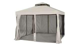 Pavillon  Sahara ¦ beige ¦ Maße (cm): B: 300 H: 280 T: 300 Garten > Gartenmöbel > Pavillons - Höffner