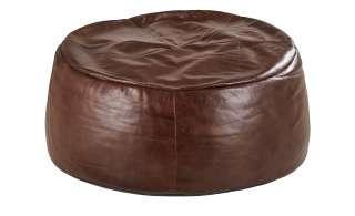 Gray & Jones Sitzsack ¦ braun ¦ Maße (cm): B: 100 H: 66 T: 40 Polstermöbel > Hocker > Sitzsäcke - Höffner