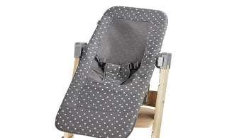 Geuther Babyliege   Sit 'n Sleep ¦ grau ¦ Sitz-/Liegefläche: 60 % Baumwolle, 40 % Polyester Baby > Baby Textilien > Hochstuhleinlagen - Höffner