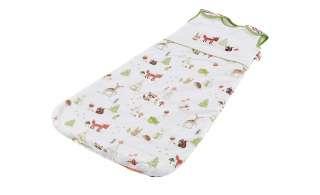 Uups Schlafsack  Wald & Wiese ¦ mehrfarbig ¦ 100% Baumwolle Baby > Baby Textilien > Baby Schlafsäcke - Höffner