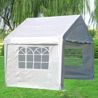 Zelt Pavillon in Weiß 3m