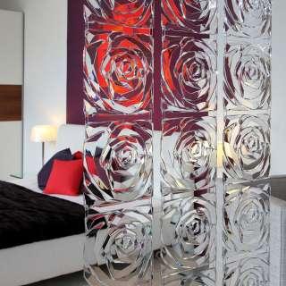 home24 Raumteiler Romance (4er-Set)
