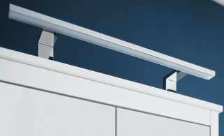 LED-Aufsatzleuchte ¦ Kunststoff Schränke > Badschränke > Sanitär-Armaturen - Höffner