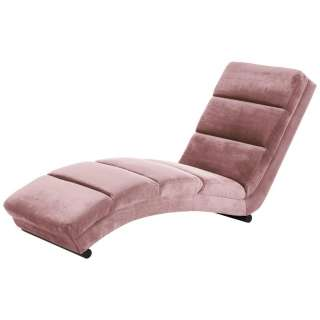 Ambia Home RELAXLIEGE Samt Rosa