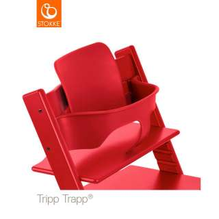 Stokke Tripp Trapp Baby Set Red, Rot