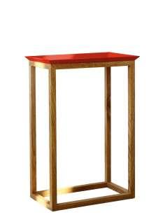 Tisch mit abnehmbarem Tablett klappbar