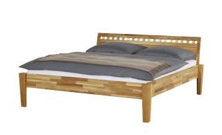 Massivholz-Bettgestell  Timber ¦ holzfarben ¦ Maße (cm): B: 156 Betten > Futonbetten - Höffner