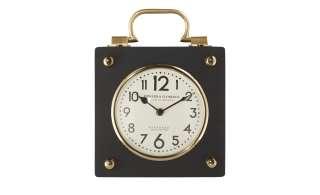 Uhr ¦ gold ¦ Maße (cm): B: 22 H: 30 T: 6 Dekoration > Uhren & Wetterstationen - Höffner