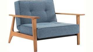 INNOVATION™ Sessel »Splitback«, mit Frej Arm, in Eiche, in skandinavischen Design