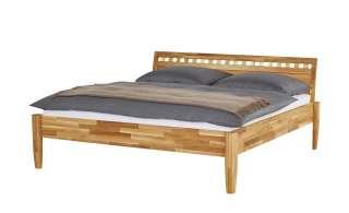 Massivholz-Bettgestell  Timber ¦ holzfarben ¦ Maße (cm): B: 156 H: 93 Betten > Futonbetten - Höffner