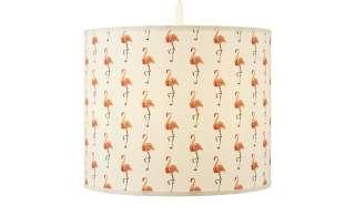 Uups Hängeleuchte  Flamingo ¦ creme ¦ Maße (cm): H: 25 Ø: [30.0] Lampen & Leuchten > Innenleuchten > Kinderlampen - Höffner