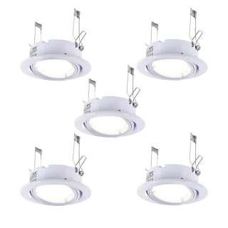 home24 LED-Einbauleuchte Medowie II