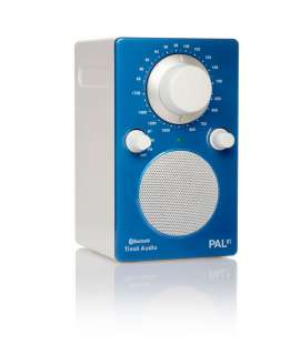 Tivoli Audio - Model Pal BT Radio - blau/weiß - indoor