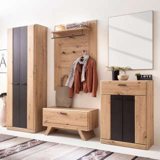 home24 Garderobenschrank Coulogne