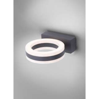 home24 LED-Wandleuchte Chris I