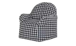 Sitzsack-Sessel  Todd ¦ schwarz ¦ Maße (cm): B: 85 H: 70 T: 80 Polstermöbel > Hocker > Sitzsäcke - Höffner