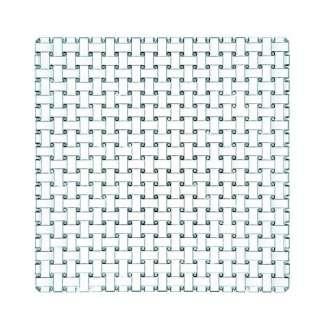 Wickelauflage, Streifen Hellblau, 75x85cm, Le Petit Beurre®,