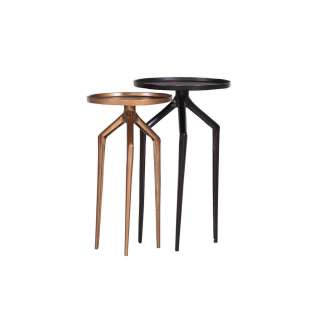 Konferenzstuhl / Freischwinger TRITON V (2erPack/2 Stühle) Kunstleder dunkelbraun Chrom hjh