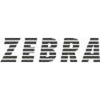 Zebra Süd TISCHPLATTE Kunststoff Weiß