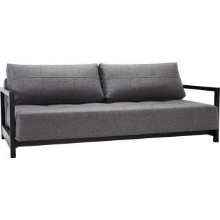 Innovation SCHLAFSOFA Grau, braun