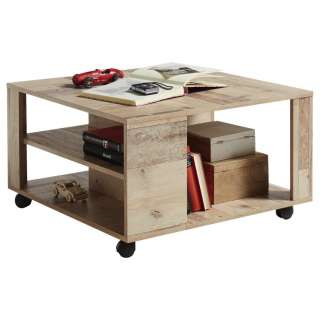 Oliver Furniture Hochbett Wood Eiche