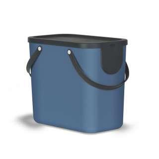 Rotho ABFALLSAMMLER 25 L, Blau