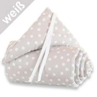 Babybay Nestchen Pique Babybay Maxi und Boxspring Weiß