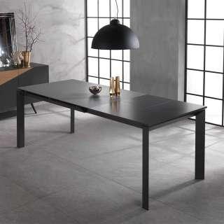 Esszimmertisch mit Keramikplatte ausziehbar