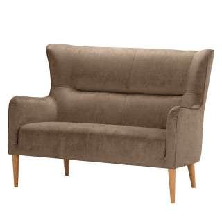 Sitzgruppe Lyngby - Kiefer massiv - Weiß - Esstisch mit Ansteckplatte & 4 Stühle, Maison Belfort