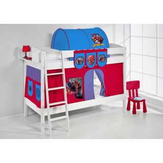 home24 Etagenbett IDA 4105 Spiderman