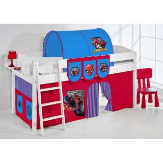 home24 Spielbett IDA 4105 Spiderman
