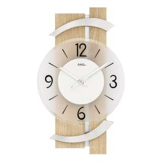 home24 Wanduhr Areado