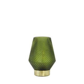 Besucherstuhl / Stuhl BRIGHT Kunststoff 2er Pack grün hjh OFFICE