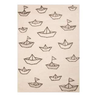 home24 Kinderteppich Paper Boat Sammy