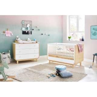 home24 Babyzimmerset Round (2-teilig)
