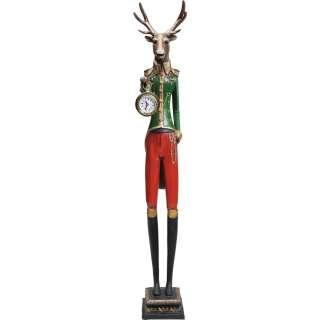 Tischuhr Gentleman Deer 66