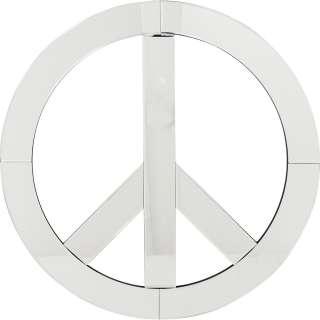 Wandschmuck Mirror Peace Groß