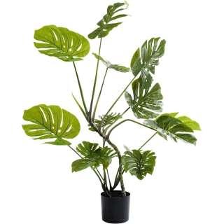 Deko Pflanze Monstera 110cm