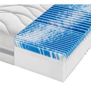 Sleeptex KOMFORTSCHAUMMATRATZE PERFECT TOUCH KS 80/200 cm, Weiß