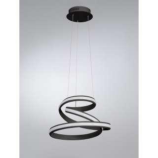 home24 LED-Pendelleuchte Tess I