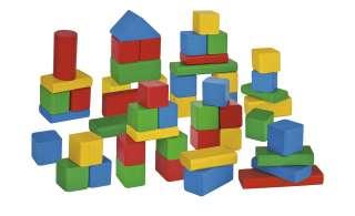 Holzbausteine  Heros ¦ mehrfarbig ¦ Buche massiv, lackiert Baby > Spielen > Lernspielzeug - Höffner