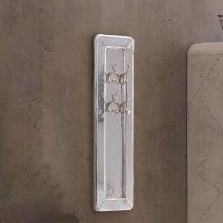 Hängegarderobe im Industriedesign Aluminum beschlagen