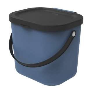 Rotho ABFALLSAMMLER 6 L, Blau